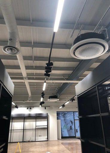 Commercial Ventilation