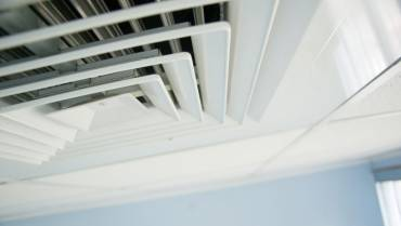 How does air conditioning help to keep your office covid-safe?